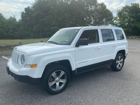 2017 Jeep Patriot for sale at Padula Auto Sales in Braintree MA