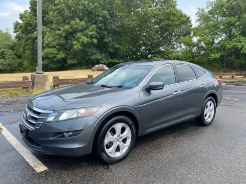 2012 Honda Crosstour for sale at Padula Auto Sales in Braintree MA