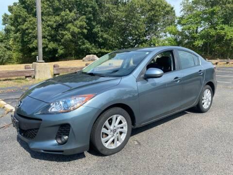 2013 Mazda MAZDA3 for sale at Padula Auto Sales in Braintree MA