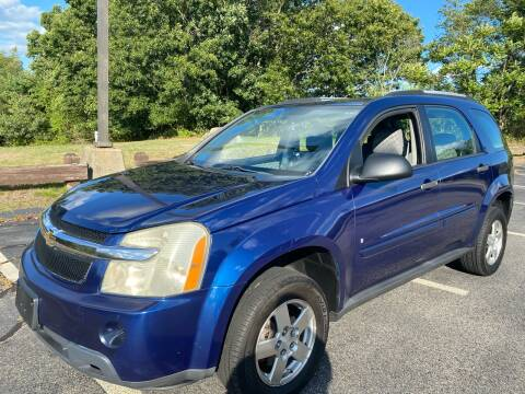 2008 Chevrolet Equinox for sale at Padula Auto Sales in Braintree MA