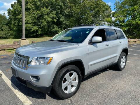 2013 Jeep Grand Cherokee for sale at Padula Auto Sales in Braintree MA