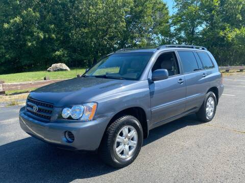 2002 Toyota Highlander for sale at Padula Auto Sales in Braintree MA