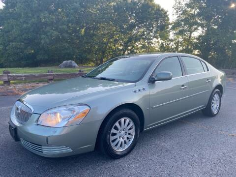 2006 Buick Lucerne for sale at Padula Auto Sales in Braintree MA