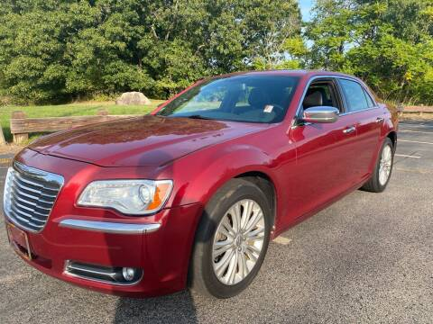 2014 Chrysler 300 for sale at Padula Auto Sales in Braintree MA