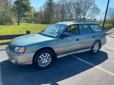 2004 Subaru Outback for sale at Padula Auto Sales in Braintree MA