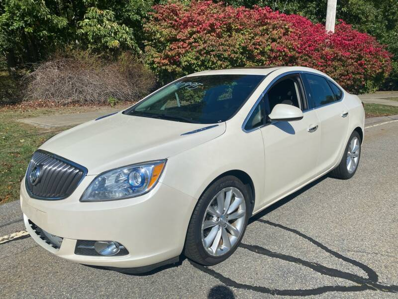 2012 Buick Verano for sale at Padula Auto Sales in Braintree MA