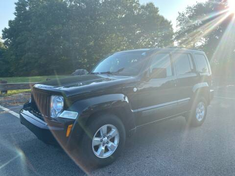 2010 Jeep Liberty for sale at Padula Auto Sales in Braintree MA