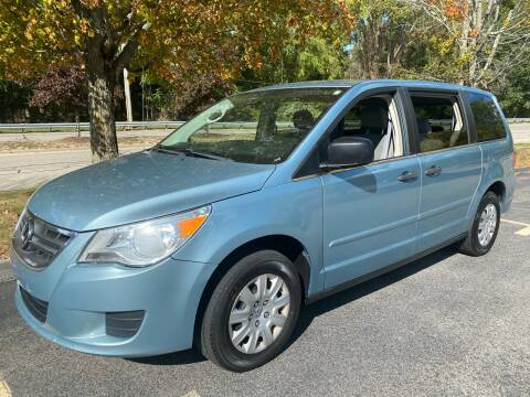 2009 Volkswagen Routan for sale at Padula Auto Sales in Braintree MA