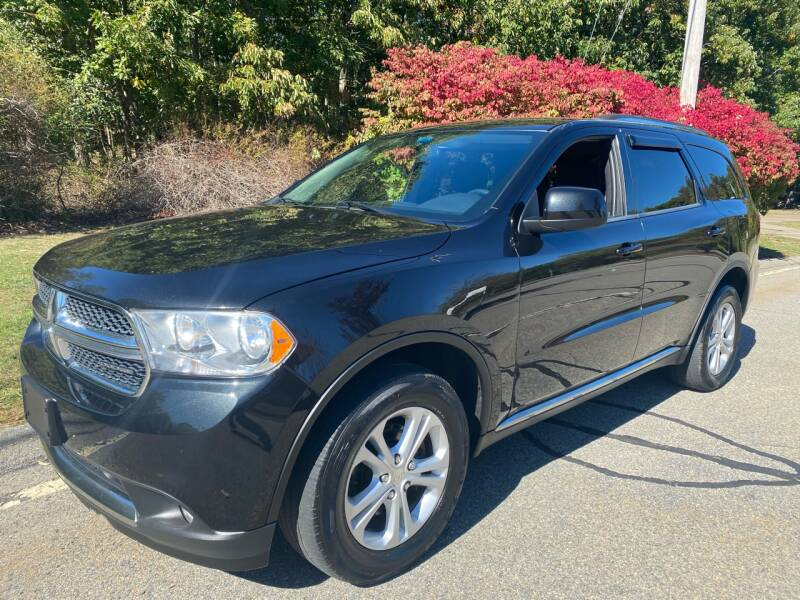 2012 Dodge Durango for sale at Padula Auto Sales in Braintree MA
