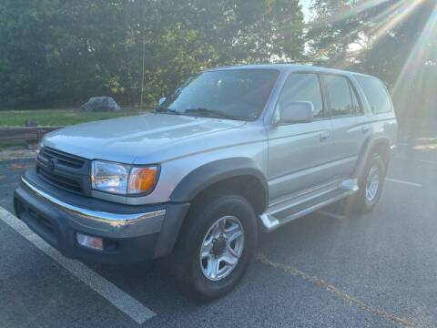 2001 Toyota 4Runner for sale at Padula Auto Sales in Braintree MA