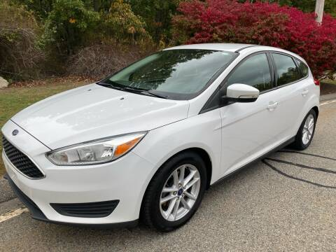 2015 Ford Focus for sale at Padula Auto Sales in Braintree MA