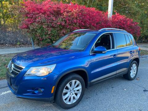 2009 Volkswagen Tiguan for sale at Padula Auto Sales in Braintree MA
