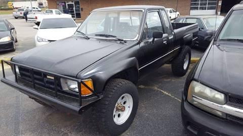1985 toyota 4x4 value