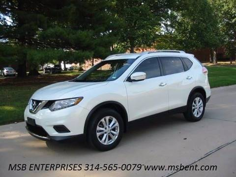 2014 Nissan Rogue for sale in Fenton, MO