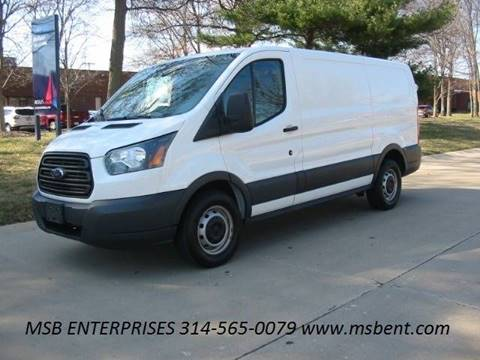 2015 Ford Transit Cargo for sale in Fenton, MO