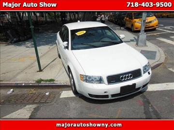 2004 Audi A4 for sale in Brooklyn, NY