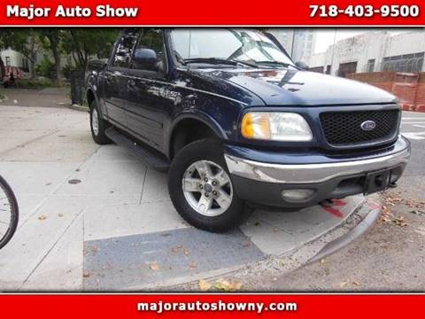 2002 Ford F-150 for sale in Brooklyn, NY