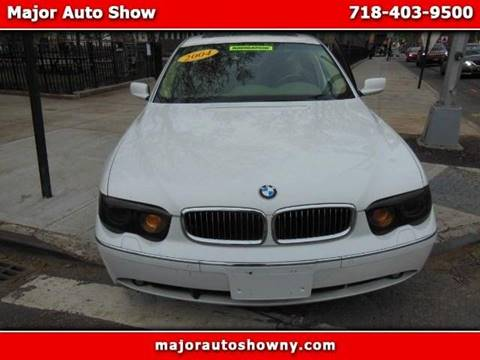 2004 BMW 7 Series for sale in Brooklyn, NY