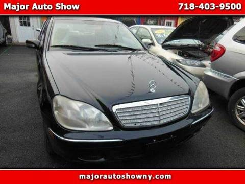 2000 Mercedes-Benz S-Class for sale in Brooklyn, NY