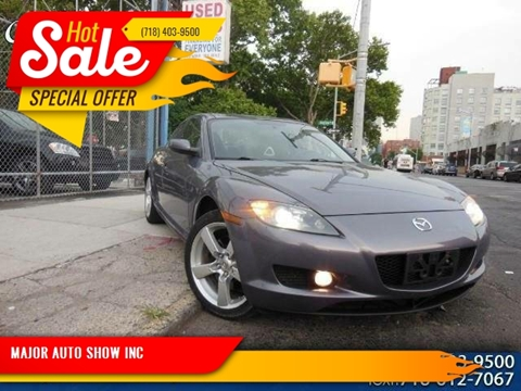 used 2007 mazda rx-8 for sale - carsforsale®