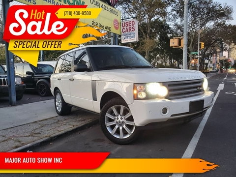 2009 Land Rover Range Rover for sale in Brooklyn, NY