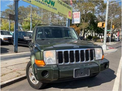 2007 Jeep Commander for sale in Brooklyn, NY