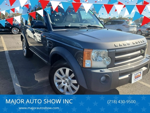 2006 Land Rover LR3 for sale in Brooklyn, NY