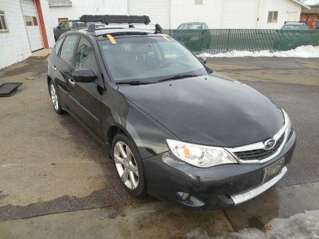 2009 subaru impreza outback sport awd 4dr wagon 5m in. Black Bedroom Furniture Sets. Home Design Ideas