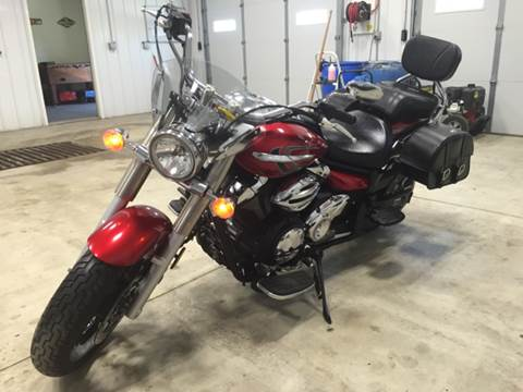 2014 Yamaha V-Star for sale in Glidden, IA