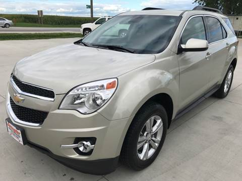 2013 Chevrolet Equinox for sale in Webster City, IA