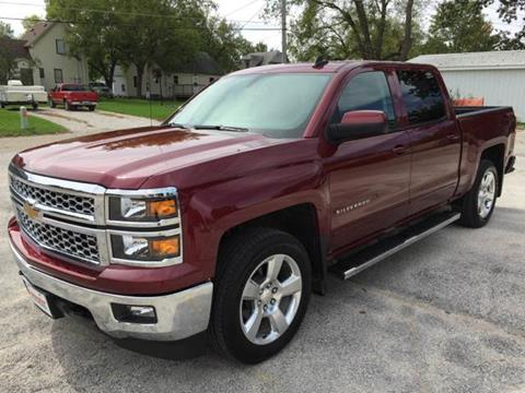 2015 Chevrolet Silverado 1500 for sale at SPANGLER AUTOMOTIVE WC LLC in Webster City IA