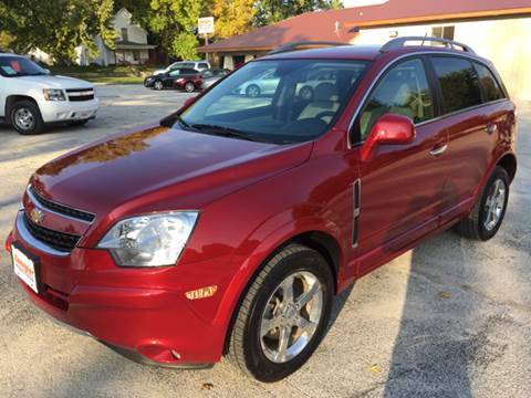 2012 Chevrolet Captiva Sport for sale in Webster City, IA