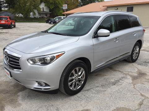 2013 Infiniti JX35 for sale in Webster City, IA
