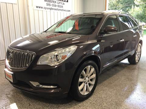 2015 buick enclave for sale in iowa. Black Bedroom Furniture Sets. Home Design Ideas