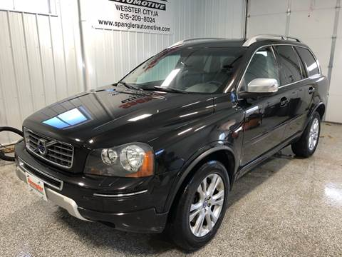 2013 Volvo XC90 for sale in Webster City, IA