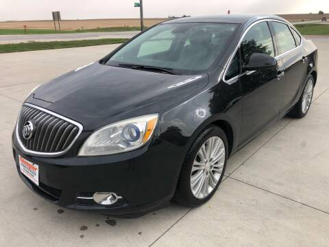 2013 Buick Verano for sale at SPANGLER AUTOMOTIVE in Glidden IA