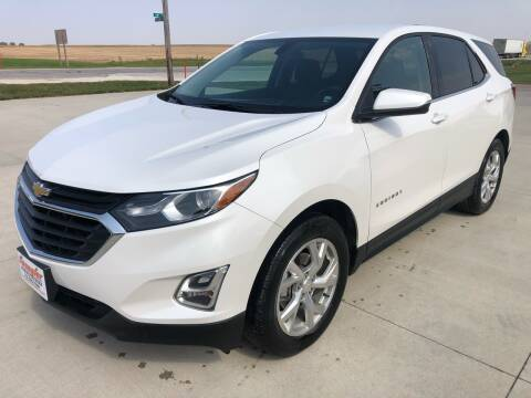 2019 Chevrolet Equinox for sale at SPANGLER AUTOMOTIVE in Glidden IA