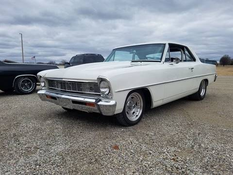 1966 Chevrolet Nova for sale in Houston, TX