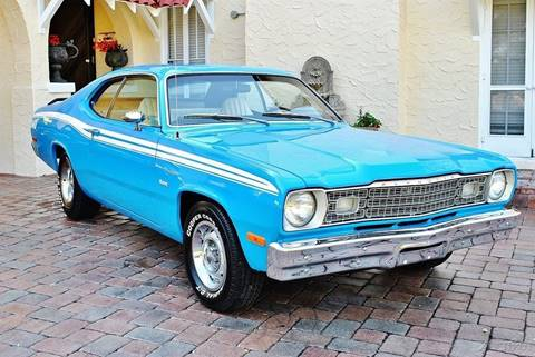 1973 Plymouth Duster for sale in Houston, TX