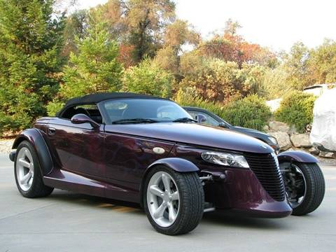 1999 Plymouth Prowler for sale in Houston, TX