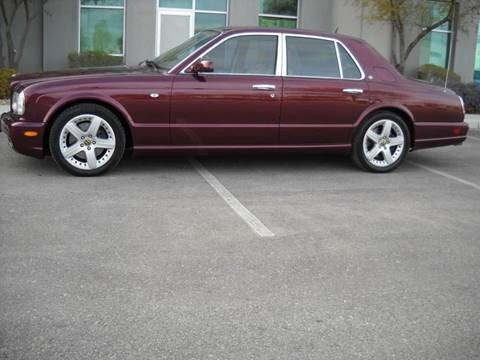 2003 Bentley Arnage for sale in Houston, TX