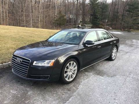 2015 Audi A8 for sale in Houston, TX