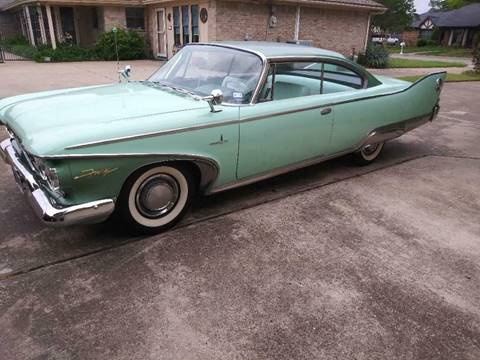 1960 Plymouth Fury for sale in Houston, TX