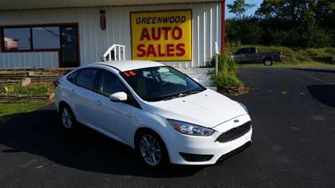 2016 Ford Focus for sale in Greenwood, AR