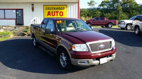 2005 Ford F-150 for sale in Greenwood, AR