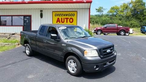 2006 Ford F-150 for sale in Greenwood, AR