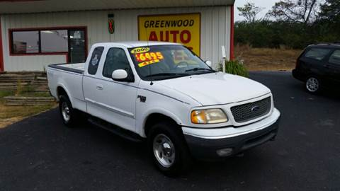 2000 Ford F-150 for sale in Greenwood, AR