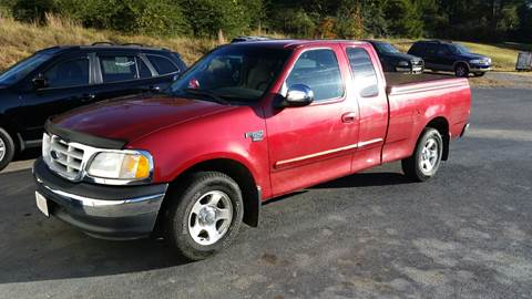 1999 Ford F-150 for sale in Greenwood, AR
