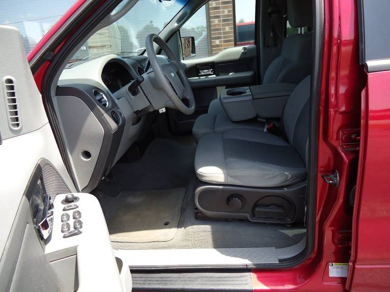 2008 Ford F-150 4x4 XLT 4dr SuperCrew Styleside 6.5 ft. SB - Platteville WI