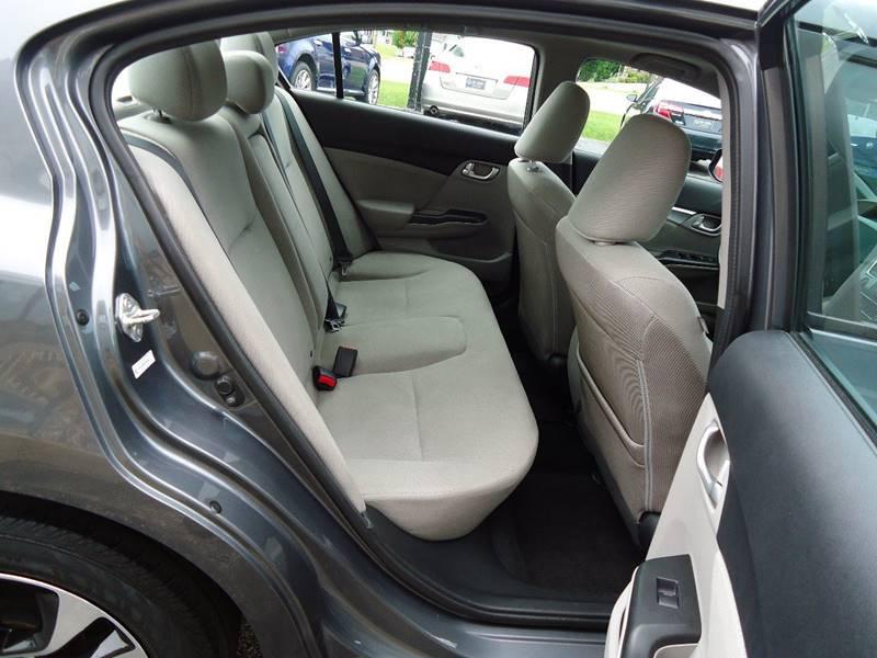 2013 Honda Civic EX 4dr Sedan - Platteville WI